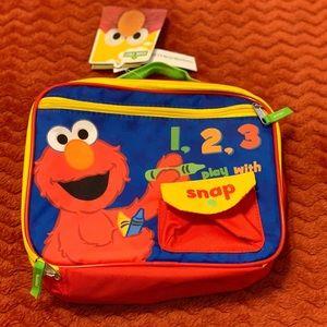 Elmo lunchbox
